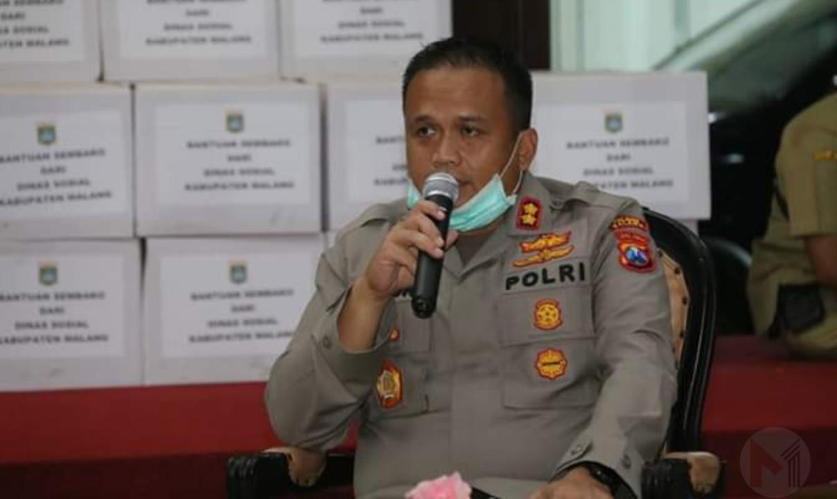 Polres Malang Siapkan Enam Posko Check Point, Perketat Akses Masuk Kabupaten Malang Cegah Penyebaran Covid-19