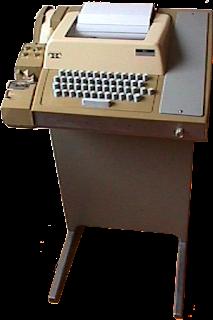 TeleType telex TTY
