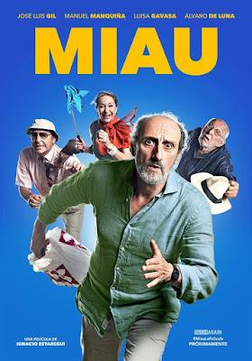 Miau 2018 DVD R2 PAL Spanish