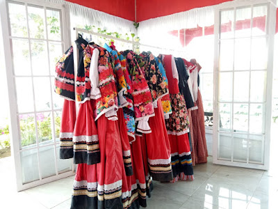 Wisata dengan Sewa Kostum Belanda di Semarang