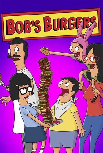 Bobs Burgers Temporada 6 HD 1080p Latino