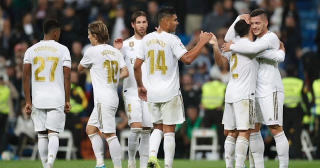 مشاهدة مباراة ريال مدريد وإشبيلية بث مباشر