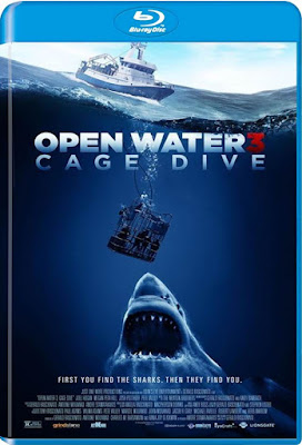 Open Water 3 Cage Dive 2017 BD25 Sub