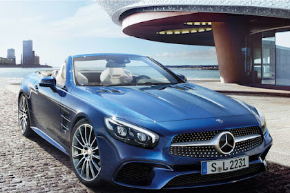 2020 Mercedes-Benz SL Class Review, Specs, Price