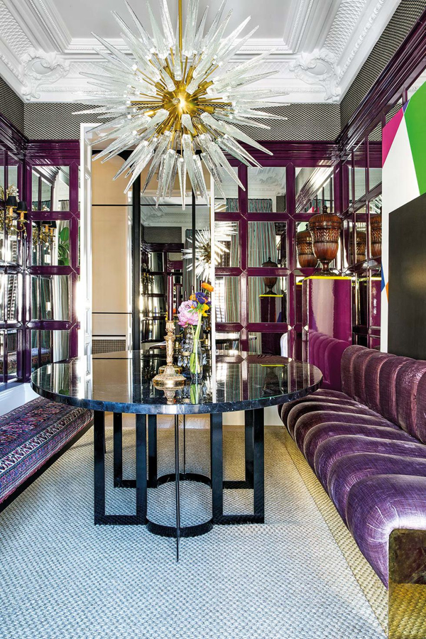 Going Bold with Color in Madrid-   photographer: Pablo Sarabia- design addict mom