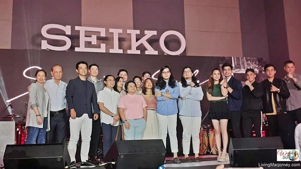 Seiko 5 Brand Ambassadors