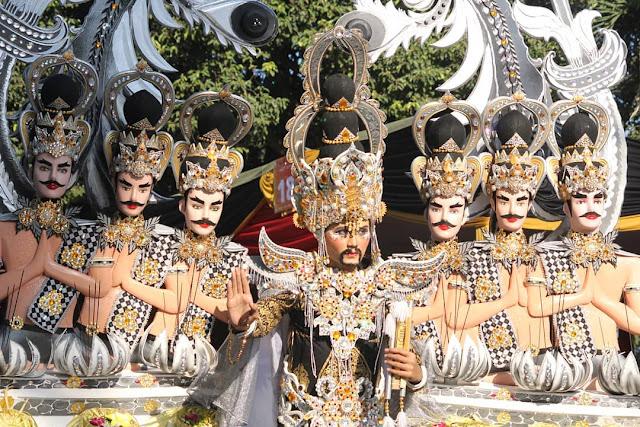 BEC 2019 tema The Kingdom of Blambangan.