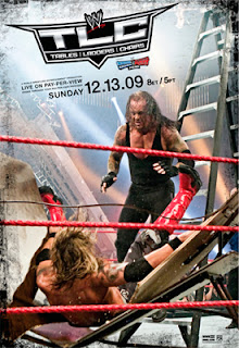 WWE - TLC 2009: Event Poster