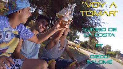 SONIDO DE LA COSTA FT DIEGO SALOME – VOY A TOMAR