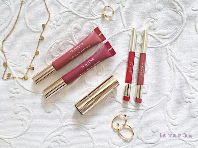 Clarins lipstick mat makeup maquillaje labios labiales mates beauty belleza