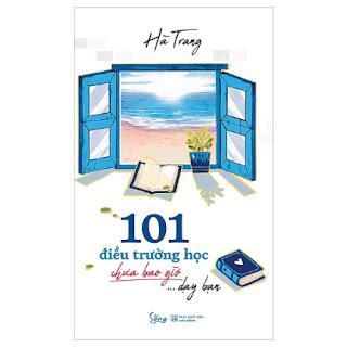 101 Điều Trường Học Chưa Bao Giờ Dạy Bạn ebook PDF-EPUB-AWZ3-PRC-MOBI
