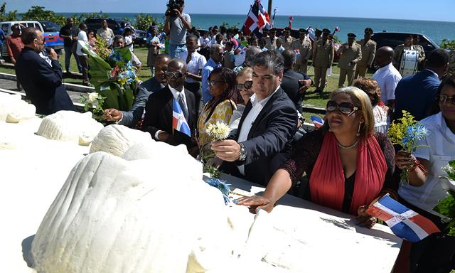 Conmemoran 57 Aniversario de los Mártires de Hacienda María