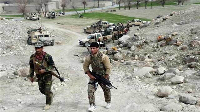 17 Afghan soldiers killed in Daesh Takfiri terrorists attack in Nangarhar