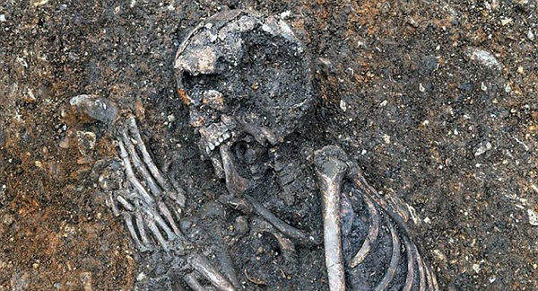 Skeleton of starved Stone Age woman reveals she died from tuberculosis