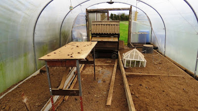 HenSafe polytunnel