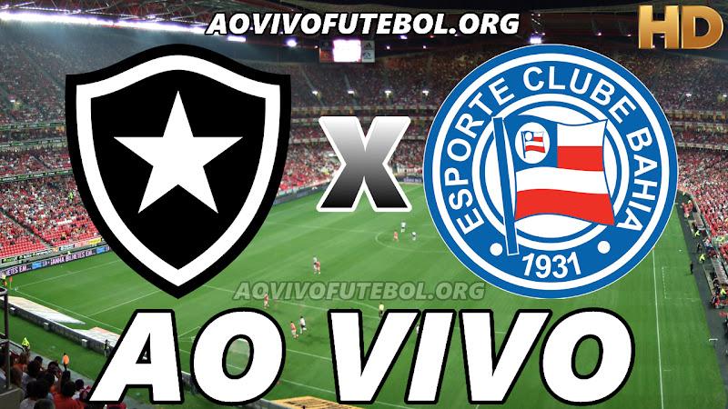 Botafogo x Bahia Ao Vivo Online HD