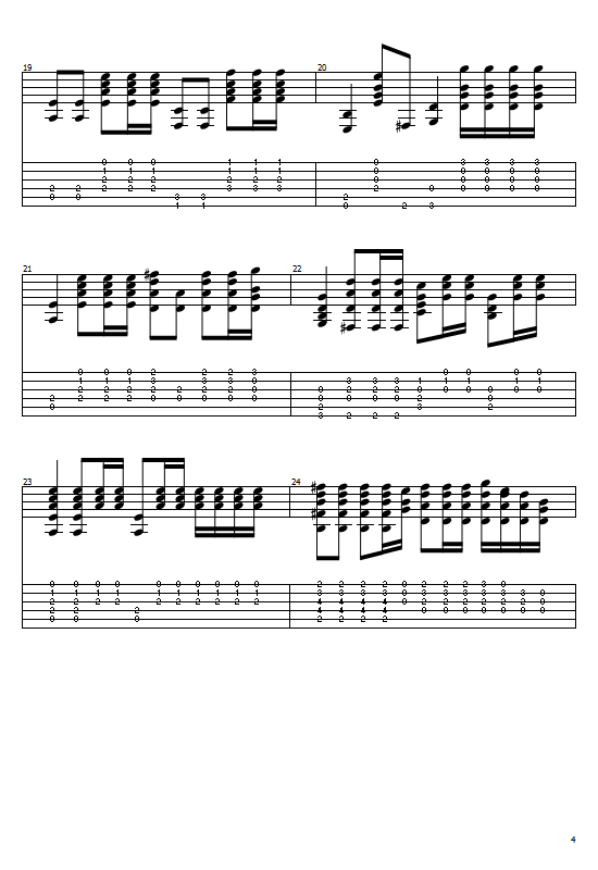 Karma Police Tabs Radiohead - How To Play On Radiohead Karma Police Guitar