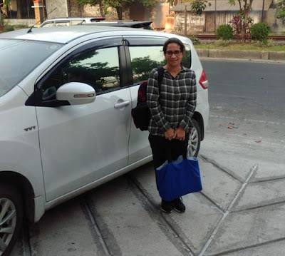 Carter mobil drop Surabaya Tulungagung