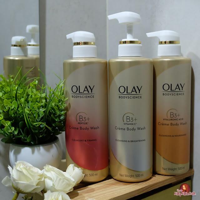 Análise do produto: Olay Body Wash com Niacinamida | Querida Kitty Kittie Kath 3