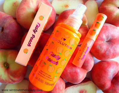 I Heart Revolution Tasty Peach vs Too Faced recenzja