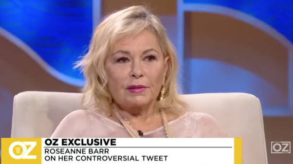 Roseanne Barr rants about Ambien in interview with Dr. Oz