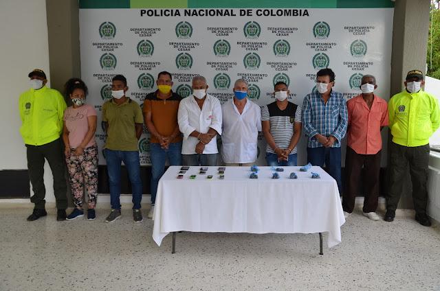 hoyennoticia.com, Ocho de 'Los Vaqueros' enviados a la cárcel acusados de abigeato