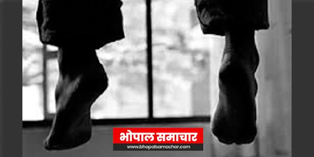 मां को पूजा पाठ करने को कहकर युवक ने सुसाइड किया | INDORE NEWS