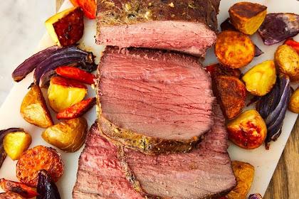 Simple & Delicious Roast Beef