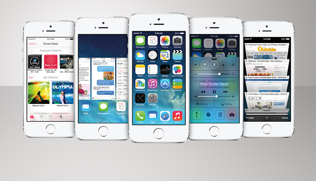 Axiom Creative Energy: 9 Ways iOS 7 Will Influence Marketing