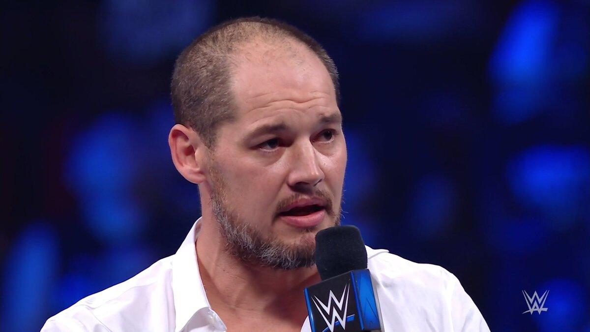 "WWE pode estar preparando grande mudança na ""storyline"" de Baron Corbin"