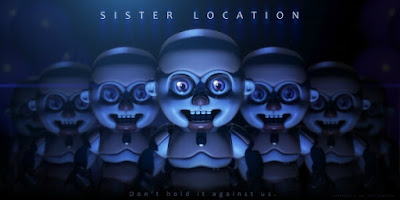 โหลดเกมส์คอม Five Nights at Freddy's Sister Location