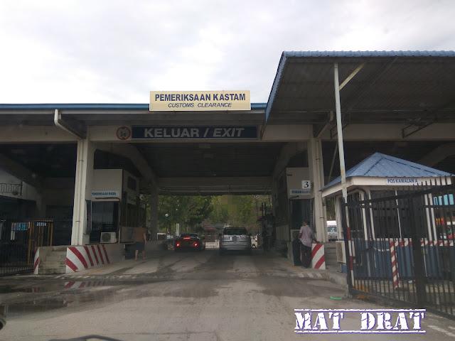 Feri Roro Langkawi - Pengalaman Bawa Kereta Naik Feri
