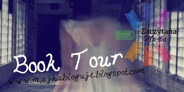 """Book Tour z """"Szaleństwem"""" czas zacząć!"""