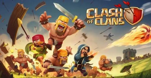لعبة Clash of Clan