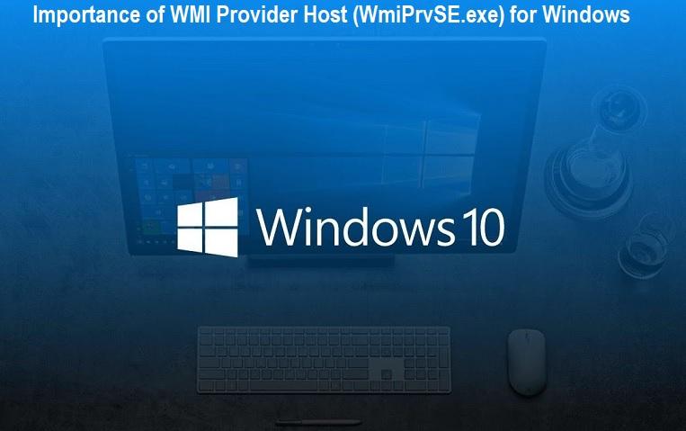 WMI Provider Host (WmiPrvSE.exe)