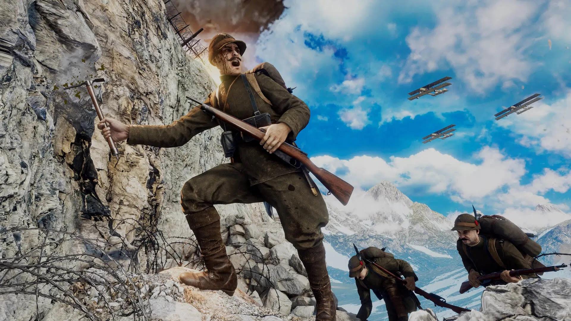 Isonzo Game