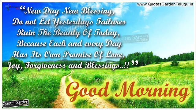 Nice Good morning Quotes status messages
