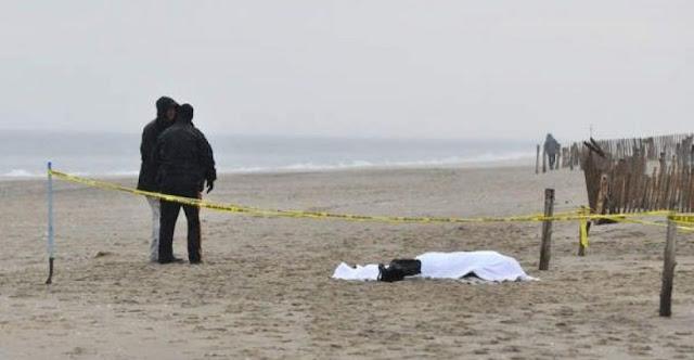 المهدية : انتشال جثة شاب شارك في عملية حرقة نحو السواحل الايطالية