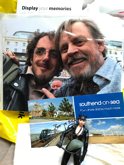mark hamill at southend on sea
