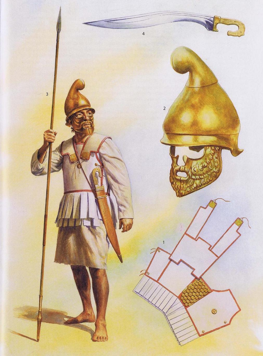 The Carthaginian Soldier