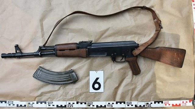 Valóságos fegyverarzenált találtak a gégényi nyugdíjasnál