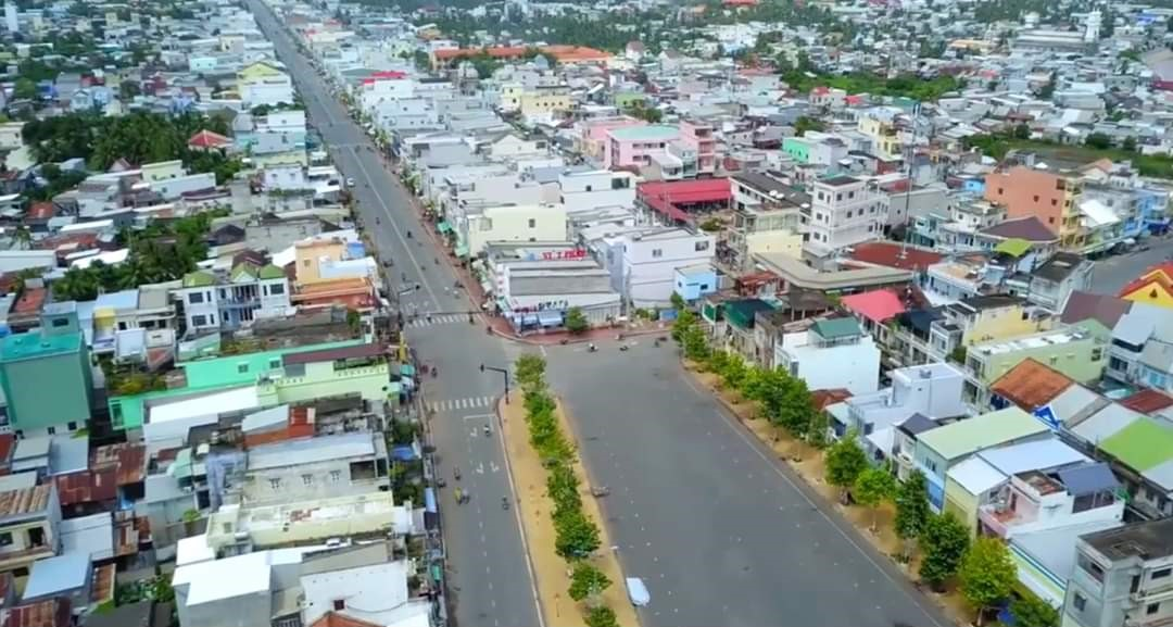 Đô thị Tân Châu được quy hoạch, đầu tư hàng loạt dự án chuẩn bị lên thành phố trực thuộc An Giang