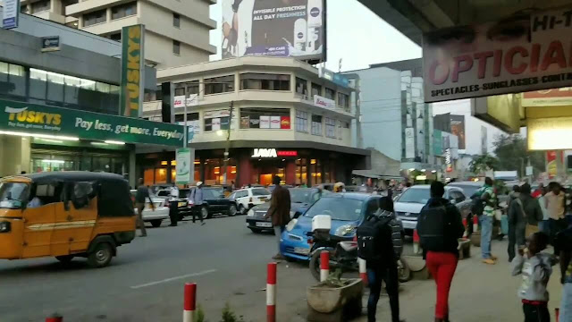 Nakuru town residents