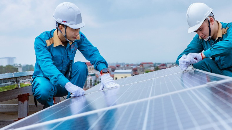 Năng lượng mặt trời Viettel - Soler