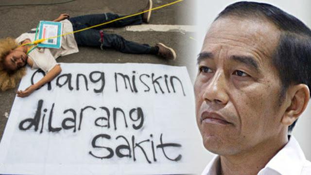 Jokowi Khianati Cita-cita Reformasi, Wajar Parpol Pendukung Kini Mengkritik