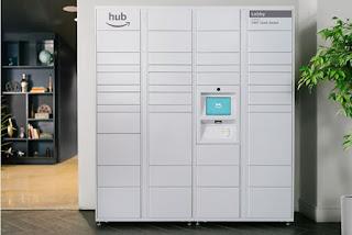 Benefits of Amazon Locker & Amazon Hub