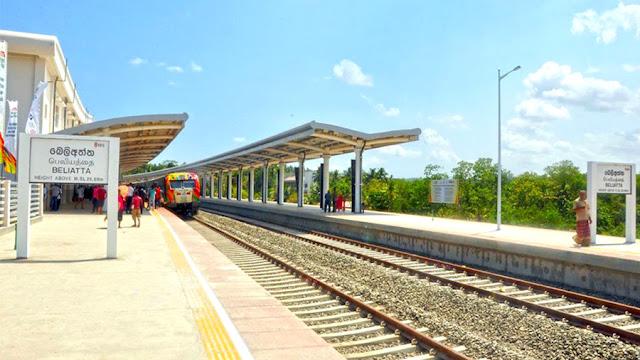 Dakshina Intercity Express Ticket Prices & Time Table