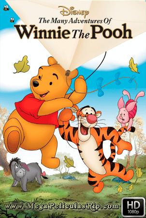 Las Aventuras De Winnie Pooh [1080p] [Latino-Ingles] [MEGA]