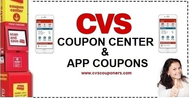 CVS Coupons & Digital App Coupon List 7/12-7/18