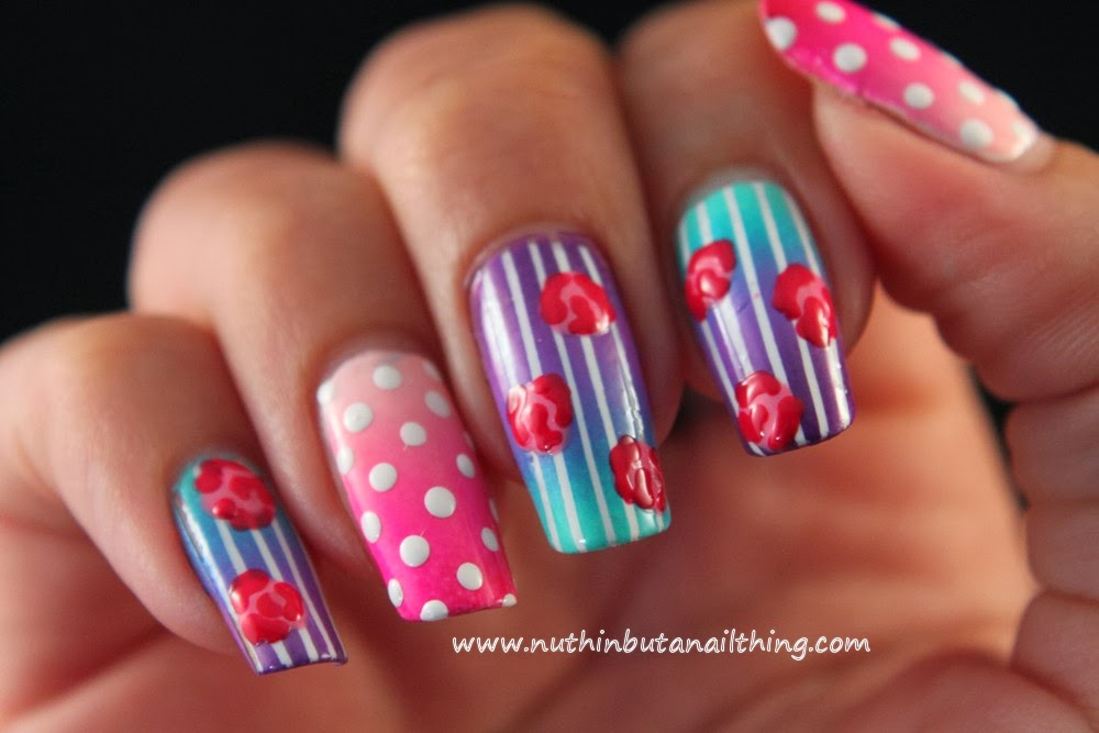 nuthin' but a nail thing: 33 Day Challenge - Day 18 - Two ...